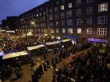 Полиция Копенгагена задержала около тысячи демонстрантов