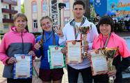 Чемпион международного марафона посвятил свою победу Елене Левченко