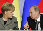 Меркель собирается продолжать диалог с Путиным