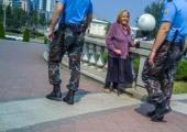 Пенсионеры соотнесли свои доходы с численностью милиции