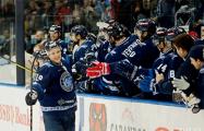 Минское «Динамо» одержало победу в серии против сборной экстралиги