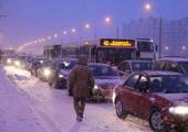 Минск на 15 месте по снегопадам среди мировых столиц
