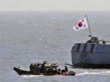 Пропали восемь участников поисковой операции на месте крушения корейского корвета