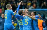 Матч за Суперкубок Беларуси вышел скандальным