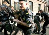 Массовые аресты в День независимости в Минске (Обновлено)
