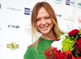 Александра Герасименя установила новый рекорд Беларуси