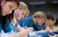 Студентам Брестского университета объясняли, почему не надо подписываться за Болонский процесс