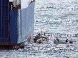 Моряки отогнали сомалийских пиратов водой из шлангов