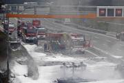 В Германии девять человек погибли в ДТП с автобусом с Украины