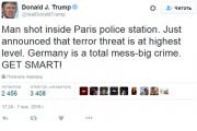 Дональд Трамп «перенес» Париж в Германию