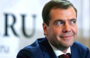 Медведев предложил прекратить расчет ВВП России