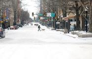 Аномальная снежная буря на юге США: миллионы остались без электричества