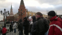 Акция в Бресте переросла в стычки с милицией (Фото, видео)