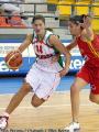 Белорусские баскетболистки проиграли на старте молодежного чемпионата Европы