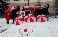 Пенсионеры Гродно вышли на акцию протеста