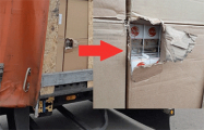 Литовские таможенники поймали контрабанду гродненские сигарет на €2 миллиона