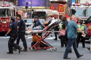 Власти Нью-Йорка уточнили число пострадавших от наезда автомобиля на Таймс-сквер
