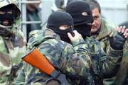 В Мозыре площадь Ленина блокировали силовики с автоматами