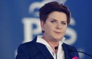 Вице-премьер Польши попала в ДТП