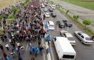 Автомобилисты подключились к протестам в Армении