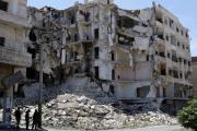 За три года сирийской войны погибли свыше 162 тысяч человек