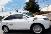 Два автомобиля-беспилотника едва избежали ДТП в Калифорнии