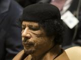 Швейцария заморозила счета Каддафи