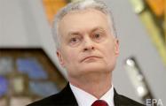 Зеленский пообщался с новым президентом Литвы Науседой