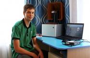 Предприниматель из Барановичей зарабатывает с помощью 3D-принтера