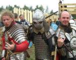 Рыцарский фэст в Мстиславле 16 июля откроется театрализованным шествием