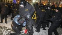 Руководство ЕС осудило задержания активистов в Беларуси