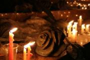 Акция солидарности с политзаключенными на Немиге (Фото)