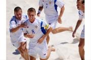 Сборная Беларуси по пляжному футболу стала третьей на международном турнире в Витебске