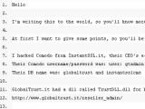 """Хакер рассказал о непричастности """"иранской киберармии"""" к краже SSL-сертификатов"""