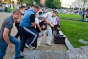 В Могилеве обошлось без задержаний