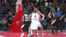 Белорусские баскетболисты одержали первую победу на молодежном чемпионате Европы