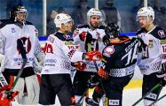 В Беларуси сыграли один из самых продолжительных матчей в истории мирового хоккея