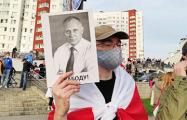 Белорусы потребовали освободить своих героев
