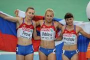 Белоруска Юлия Юреня завоевала серебро в беге на 400 м на юниорском чемпионате Европы в Таллине