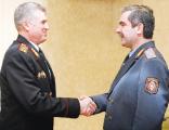 Опыт внутренних войск Беларуси будут перенимать карабинеры Молдовы