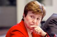 Новым главой МВФ стала болгарский экономист Кристалина Георгиева
