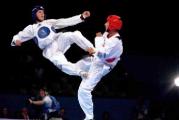 Таэквондистка Виктория Белановская завоевала бронзу на Всемирных военно-спортивных играх в Бразилии