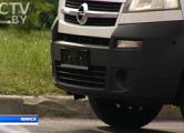 В столице массово крадут госномера у машин