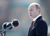 Путин и 200 депутатов Госдумы прилетели в Крым
