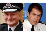 Арестован глава территориального управления британской полиции