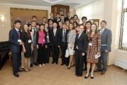 Представители Беларуси примут участие в Школе молодого лидера СНГ