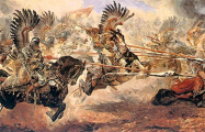 Как литвинский Геркулес выиграл 30 битв