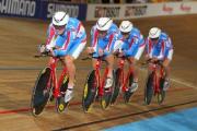 Сборная Беларуси по велоспорту занимает 17-е место в мировом рейтинге