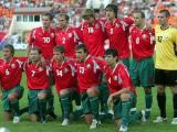 Сборная Беларуси занимает 42-е место в рейтинге Международной федерации футбола