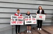 Фотофакт: Лучшие плакаты, с которыми студенты вышли на протест